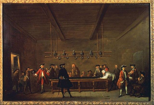 21-billiards-history-France_5_2_Billiards-Room-by-Chardin