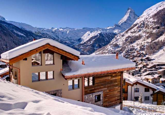 Beautiful-Zermatt-Switzerland