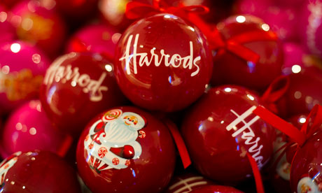 Harrods Christmas World Launch 2011