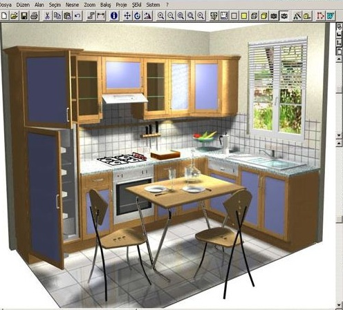 Plan cuisine 3d ikea 17 best ideas about plan de cuisine for Cuisine 3d mac os