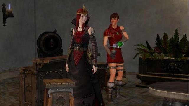 16-the-sims-madieval-Spy_Kills_Witch