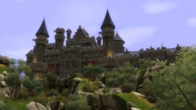 8-the-sims-madieval-castle