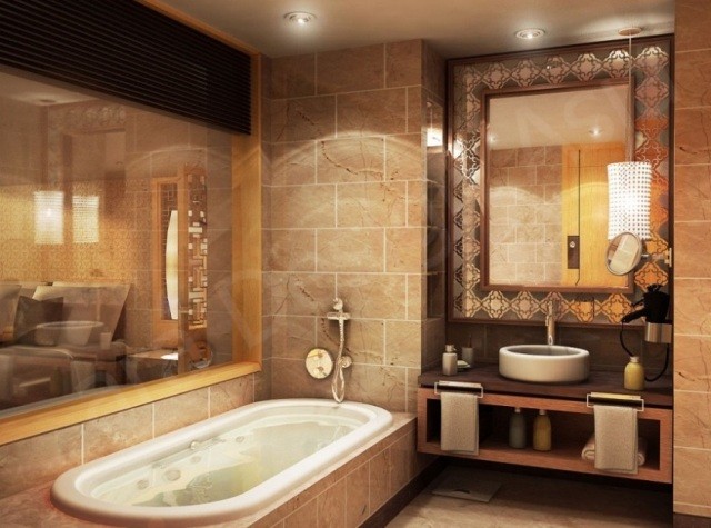 Elegant-Bathroom-Big-Mirror