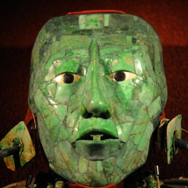 Funerary-mask