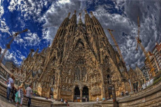 Gaudi-Sagrada