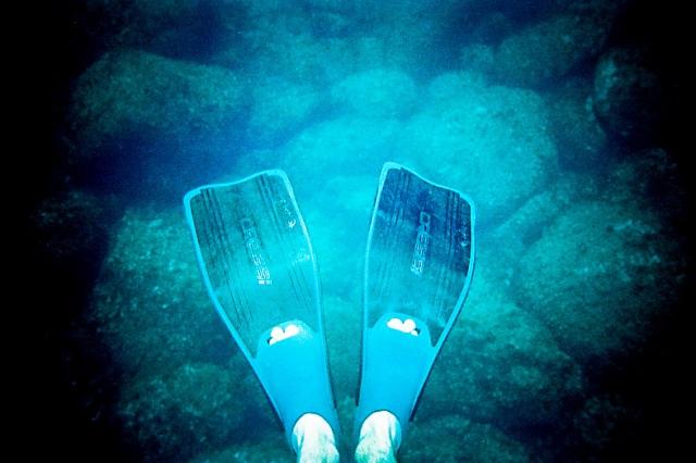 Snorkeling-Fins