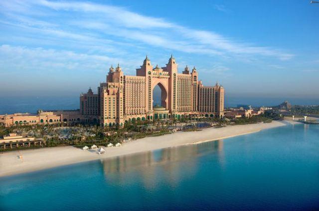 [pictures.4ever.eu] hotel atlantis the palm, the palm jumeirah, dubai 155917 (1)