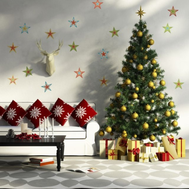 Christmas-wall-art-19
