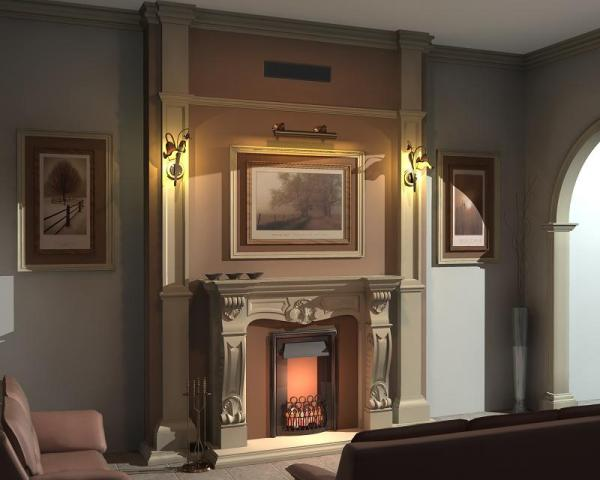 classical-Fireplace