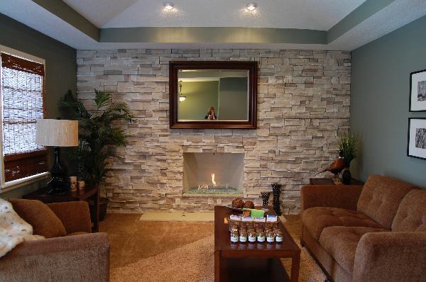 Gas-Fireplace-Stone