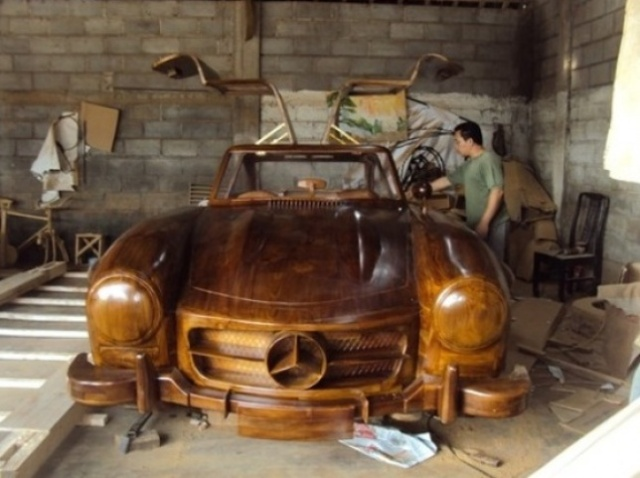 wooden-mercedes-benz-300sl