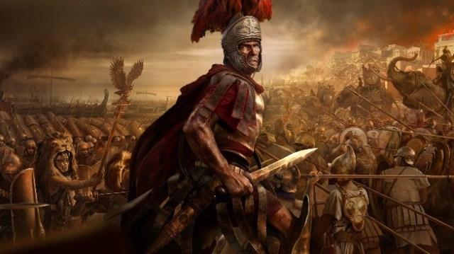 Roman-warrior