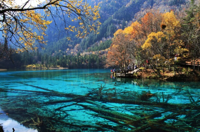 jiuzhaigou-national-park-lake-12
