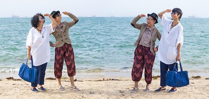 გამიცვალე ტანსაცმელი – ქოზოფის კრეატიული ფოტოპროექტი
