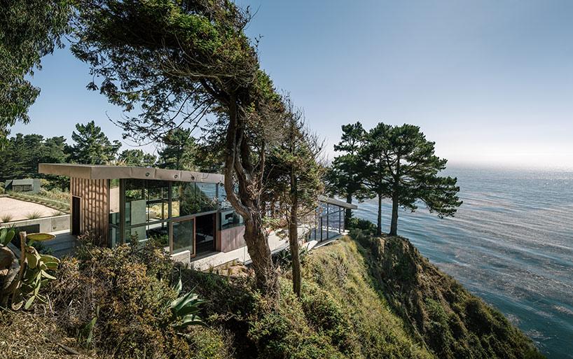 კალიფორნია: სახლი ოკეანის პირას