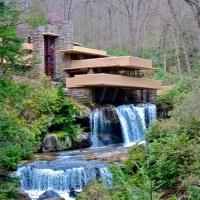 სახლი ჩანჩქერზე