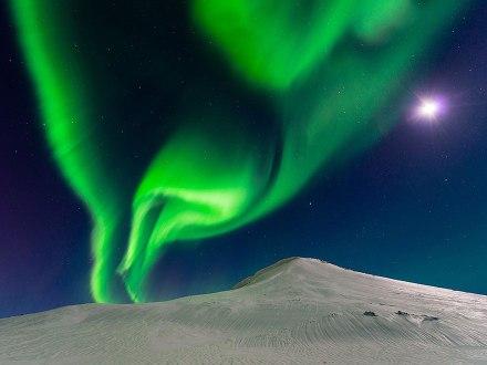 ცეკვა მთვარესთან, ისლანდია